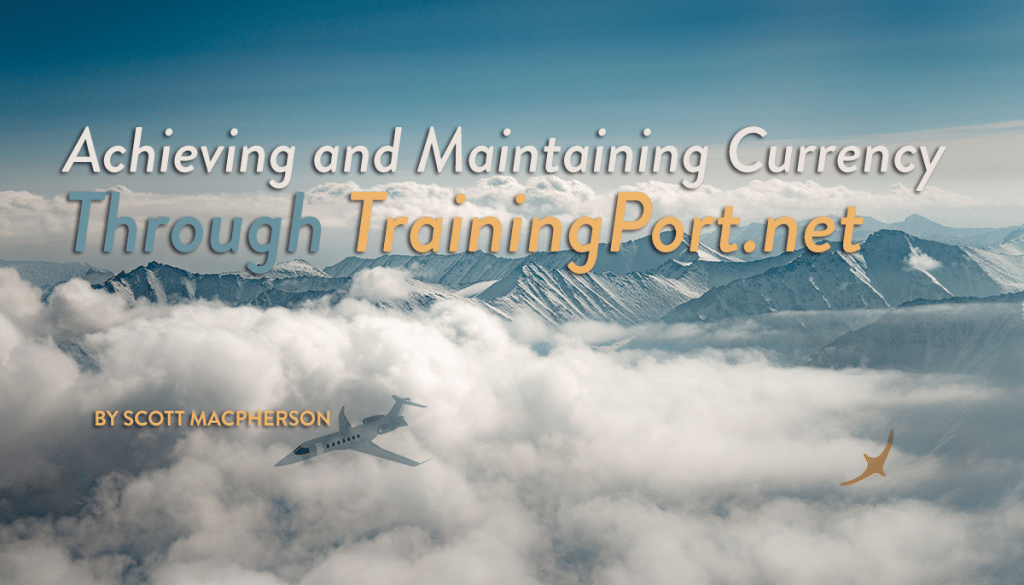 training currency for business aviation