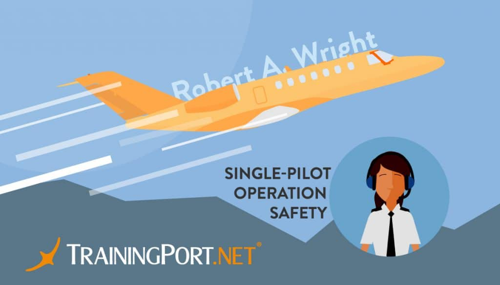 single pilot operations training