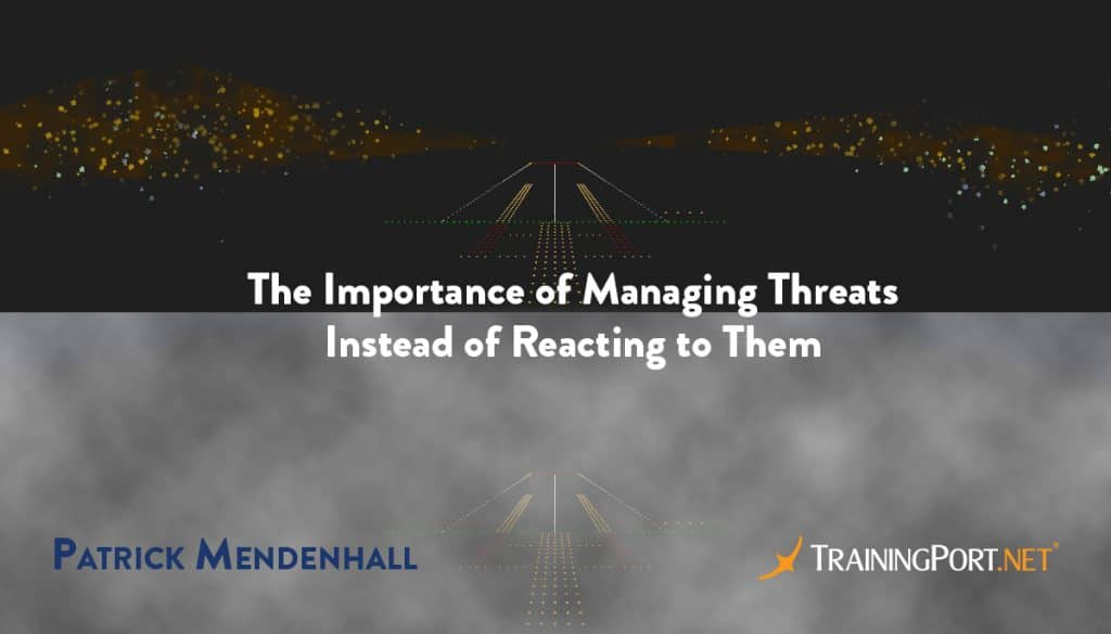 threat management in aviation